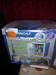 CampinGaz 36L Power Classic Coolbox only £22 at Homebase Worcester
