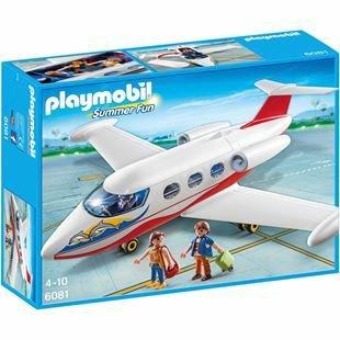 Playmobil 6081 Summer Jet - Playmobil UK £19.99 @ Smyths