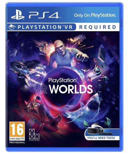 PlayStation VR Worlds £24.99 at Argos