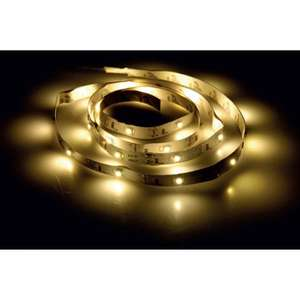 LED strip lights Battery powered £1.29 @ The range
