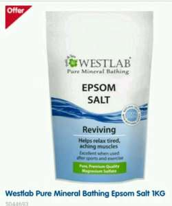 epsom salts boots