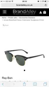 Rayban sunglasses £57.60 brandalley lots of other too