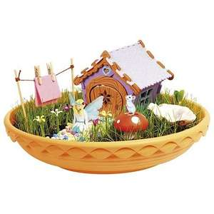 My Fairy Garden Fairy Garden Playset now £9.39 + Free C&C at Tesco Direct