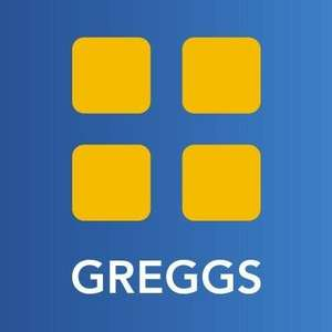 Free Greggs lunch when you top up with PayPal (Back on as of 19/10/2016!)