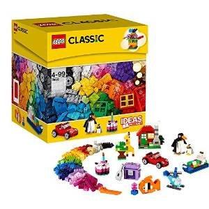580 piece Lego Classic Creative Building Box (10695) £12.99 C&C @ Toys R Us