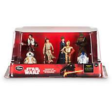 Star Wars Selective Action Figures at least 25% off @ Disney Store