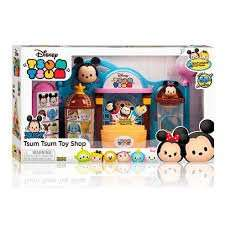 Tsum Tsum Toy Shop £11.75 Tesco In Store