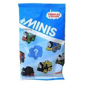 Thomas the tank minis 2016/4 £1.00 Sainsbury's in store