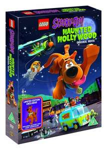 Lego Scooby DOO Haunted Hollywood DVD + free Lego Scooby + free £1 credit. Pre-order £7.99 @ Amazon (Free Del Prime or over £20, otherwise +£1.99 del)