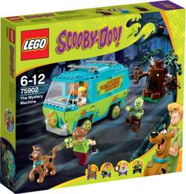 LEGO Scooby Doo - The Mystery Machine - 75902 - £21.97 @ ASDA