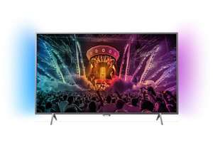 "Philips 4K Ultra HD Ambilight HDR Android Smart TVs - 49"" was £749.00 now £479.00 or 55"" was £899.00 now £599.00 @ Argos"