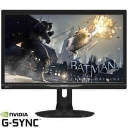 "27"" 1920x1080 TN G-Sync 144Hz Gaming Widescreen £278.99 delivered @ Overclockers"