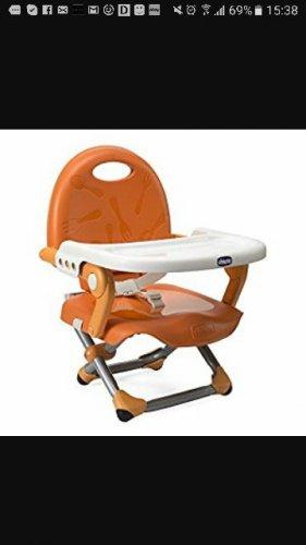 Chicco pocket snack booster seat mandarino - £9 instore @ Asda