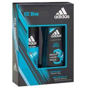 **HALF PRICE** Dove, Lynx, Adidas, David Beckham & many more (Male & Female) gift sets - now from £3. Free C&C or delivery for members @ Superdrug