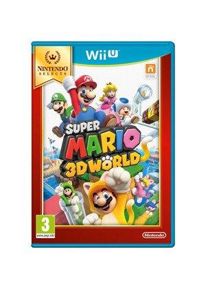 Super Mario 3D world Nintendo Wii U (Selects) £16.85 @ Base