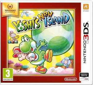 Yoshi's New Island (3DS) £12 (Prime) £13.99 (Non-prime) Delivered @ Sold by S&T Onlinehandel and Fulfilled by Amazon