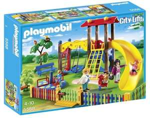 Playmobil 5568 Preschool Playground £20 and free delivery - Amazon