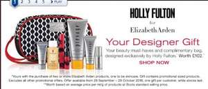 Free elizabeth Arden prevage set (£102 value) at boots with 2 purchases, e.g  hand cream £10 so £20 total @ Boots