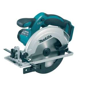 Makita LXT BSS611Z Circular saw BODY ONLY no battery or charger £89.99 @ Amazon