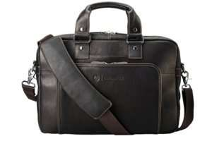HP Premium Leather Laptop Case at hp.com  now £79.80 - 50% off with free del