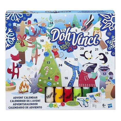 Doh Vinci Advent Calendar Debenhams was £10.00 now £8.00