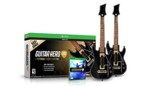 Guitar Hero Live Supreme Party Edition (Xbox one)  £39.99 GAME