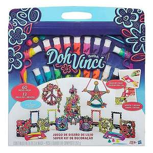 Doh Vinci Ultimate Design Suite was £25.00 now £20 @ Debenhams