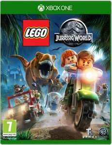 Lego Jurassic World Xbox One for £12.34 delivered at Tesco Direct