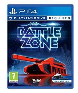 Battlezone PSVR - £40 @ Tesco Direct