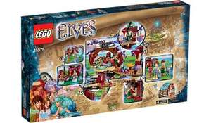 LEGO ELVES TREETOP HIDEAWAY - £24.97 (+ £2.99 delivery or free c+c) @ Asda