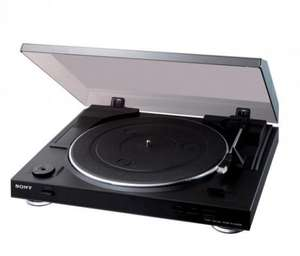 Buy Sony PSLX300 Refurbished USB Turntable online £89 at richersounds