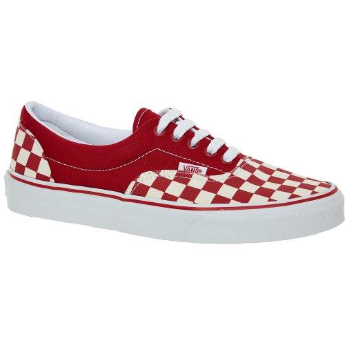 VANS Red & White Checkerboard Plimsolls £19 @ TK Maxx (£1.99 c&c)