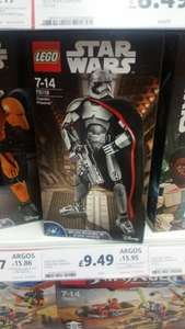Lego Star Wars Captain Phasma 75118 more than half price £9.49. Tesco Direct (free C&C) and in store.