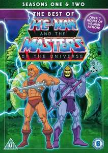 HE-MAN & THE MASTERS OF THE UNIVERSE BEST OF SEASON 1&2 DVD BOX SET FOR £3 AT ZOOM