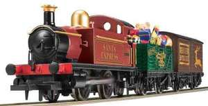 Hornby Santa's Express Train Set £39.99 Amazon / Hawkin's Bazaar