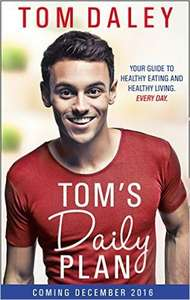 Tom's Daily Plan - Tom Daley Book - Signed Copy £8.50 (Prime) @ Amazon