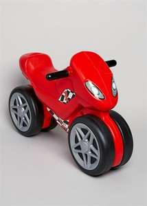 mini moto with sound £10 @ Matalan (free C&C)