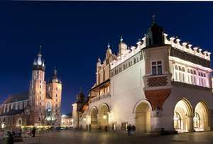£149pp -- Krakow: 3-Night Hilton Break w/Flights & Tour* @ Travel Interaction
