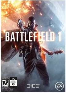 Battlefield 1 and Hellfighter Pack DLC for £38.99 @ Electronic first