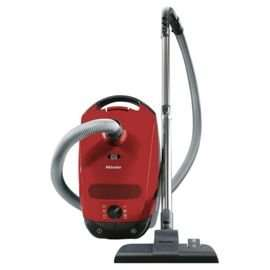 Miele Classic C1 Junior PowerLine Vacuum Cleaner Red £94.99 Tesco Direct - Free C+C + points + TCB + possible 20% off