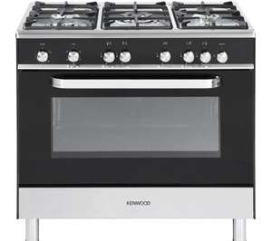 Kenwood Black Range Cooker @ Currys for £235.60 / £185.60 using code