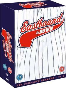 Eastbound And Down: Seasons 1-4 (8 Discs) (DVD) (C-18) HBO - £14.99 The entertainment store Ebay