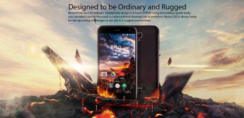 Nomu S20 4G Smartphone - £117.79 @ Gearbest