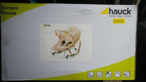 Hauck bungee deluxe bouncer instore @ Aldi - £6.99