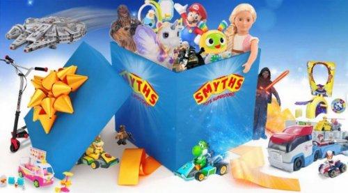 Smyths' £6 off £25 spend is back @ Smyths toys