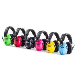EDZ kids ear defenders / protectors for fireworks & concerts 6 different colours £11.82 delivered @ eBay sold by jjcraceandrally