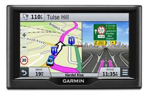 Garmin nüvi 58LMT Sat Nav £89.99 at Aldi