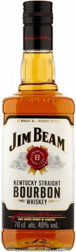 Jim Beam Kentucky Straight Bourbon Whiskey ABV 40% was £17.00 now £13.00 (Rollback Deal) @ Asda