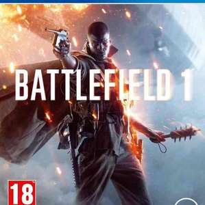 Battlefield 1 PS4 game £41.99 @ Smyths