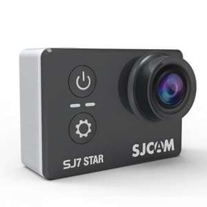 SJcam sj7 star 4k wifi action camera £112.38 @ Banggood